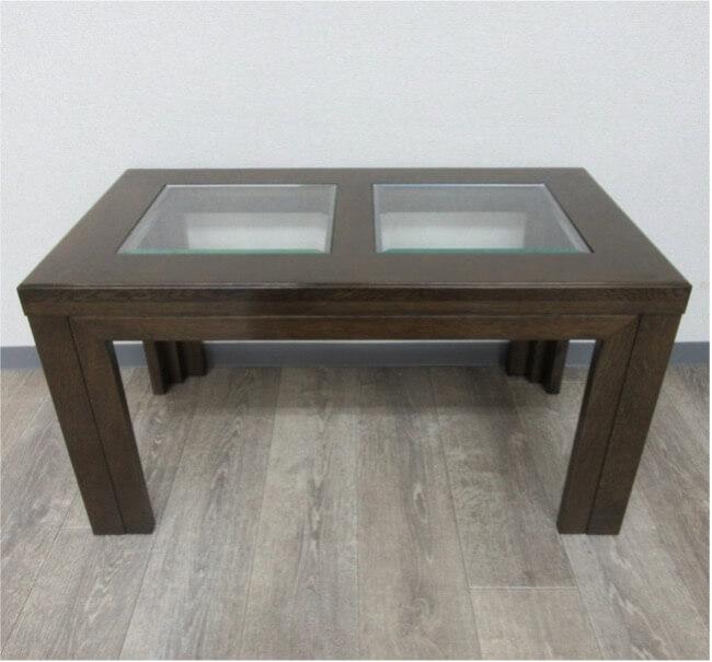 小型のガラステーブルもお買取可能です