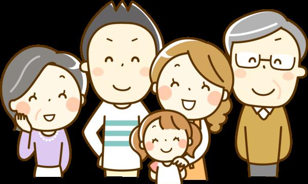 ご家族に合った施設を選びましょう