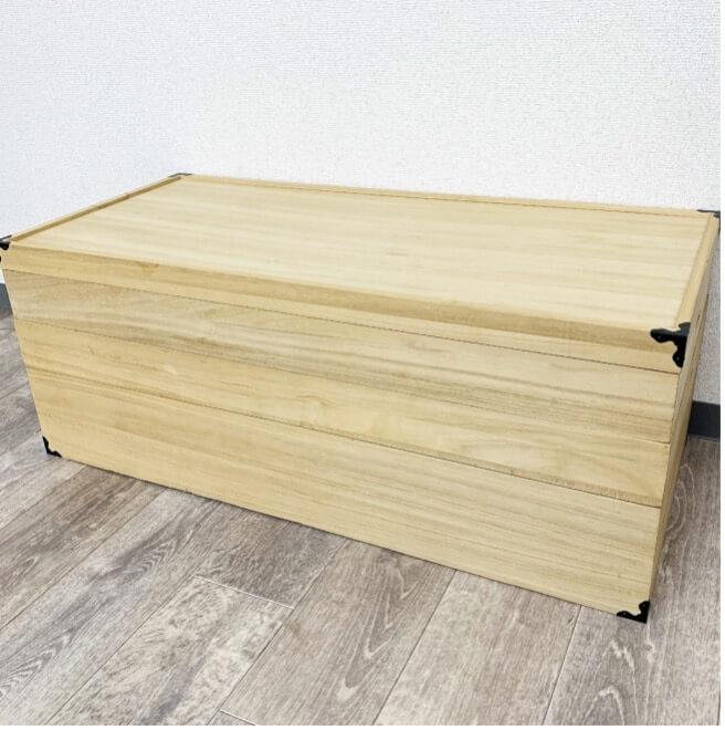 桐の衣装ケースは木の種類、メーカーによって買い取れる可能性があります