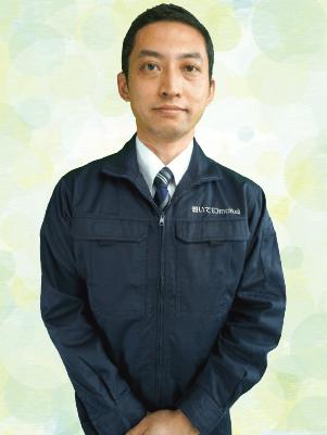 スタッフ 松澤